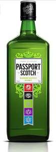 1000ml whisky Passport blended scotch 1L [descuento al tramitar]