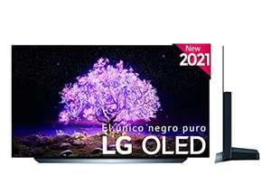 "LG OLED OLED48C1-ALEXA 2021-Smart TV 4K UHD 120 cm (48"") a su precio minimo."