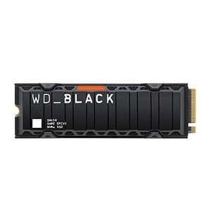 WD_BLACK SN850 -SSD nvme M.2 , 500gb ,PCIe 4