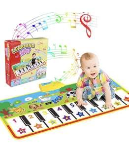 Alfombra de Teclado Táctil Musical Touch Juego Musical