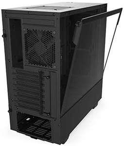 NZXT H510 - Caja PC Gaming Semitorre Compacta ATX Preparado para Refrigeración líquida