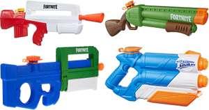 Mini Recopilación de Pistolas de Agua NERF y FORNITE con DESCUENTAZO!