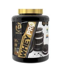 Proteínas Whey Pro 2 kg (varios sabores) + mezclador