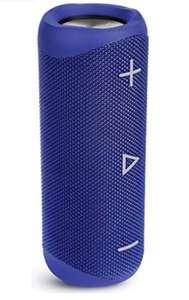 Altavoz inalámbrico - Sharp GX-BT280, 20 W, Bluetooth, Micro USB, Azul