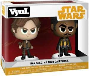 Pareja de Vynl Han Solo y Lando Calrissian