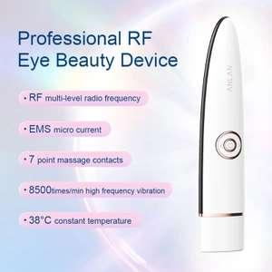 ANLAN Dispositivo de belleza RF, masajeador de ojos EMS