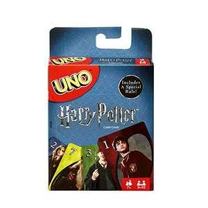 UNO - Harry Potter - Juego de Mesa