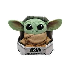 Peluche de Baby Yoda de la Serie The Mandalorian de Star Wars 25 cm