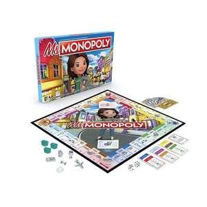 Ms monopoly.