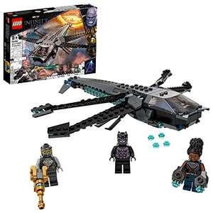 LEGO 76186 Marvel Vengadores Dragon Flyer de Black Panther