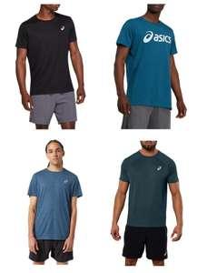 3 Camisetas Asics por solo 14.40€ y Otros Modelos 3 x 18€