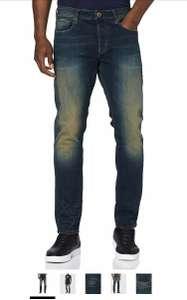 G-STAR RAW 3301 Slim Fit Vaqueros (Pack de 2) para Hombre