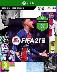 FIFA 21 Standard Edition - Xbox One