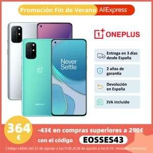 OnePlus 8T 8GB 128GB - Desde España