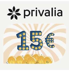 PRIVALIA VEEPEE 15€ descuento