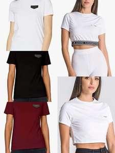 Camisetas para mujer Gianni Kavanagh. Varias tallas y modelos por menos de 5€.