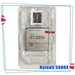 AMD Ryzen 5 5600X [Nuevo OEM/Tray sin disipador]