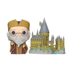 Pop! Vinyl Castillo Hogwards + Dumbledore