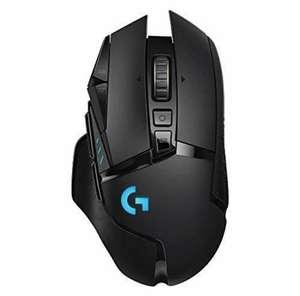 LOGITECH G502 LIGHTSPEED ratón gaming inalámbrico 25.600 DPI