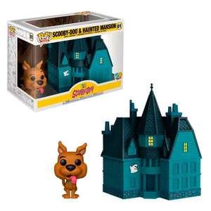 Funko Pop! Town - Casa Embrujada - Scooby Doo (NYTF)