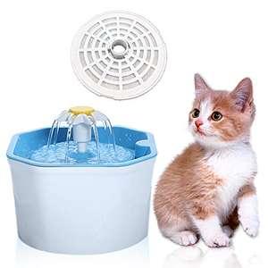 Fuente de agua automática para gatos