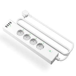 Regleta Inteligente 4 Tomas y 4 USB WIFI