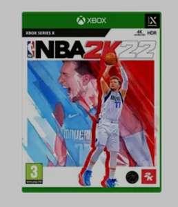 Nba 2k22 Xbox Serie X