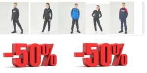 Recopilación de Chandals Infantiles en Decathlon con Hasta 50% DTO