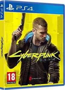 Cyberpunk 2077 Ed. Day One - PS4 (Amazon)