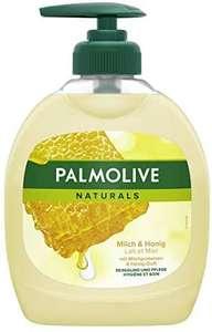 Palmolive - Jabón líquido Leche y Miel, 4 Unidades. (4 x 300 ml)