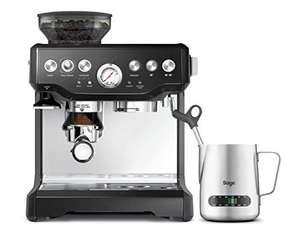 Máquina de café expreso The Barista Express SES875BSS, 1850 W