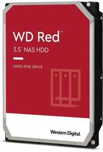 """WD WD60EFAX Red - Disco duro interno NAS 3.5"""" - 5400 RPM, SATA 6 Gb/s, SMR, 256MB Cache, 6TB"""