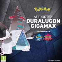 GRATIS :: Gigantamax Duraludon   Pokémon Espada y Escudo