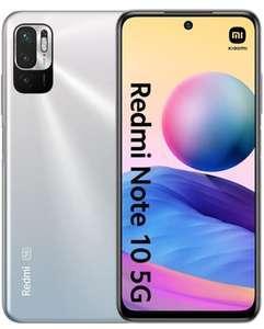 Redmi Note 10 5G con auriculares