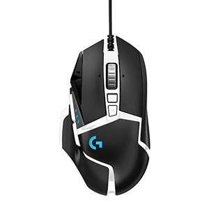 Logitech G502 HERO Ratón Gaming Edición Especial con Cable Alto Rendimiento