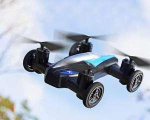 Drone Helicóptero Tierra y aire