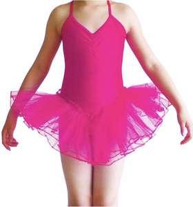 Maillot ballet. Talla 140 rosa
