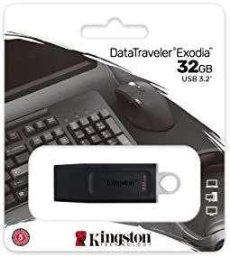 Kingston DataTraveler Exodia DTX/32GB Unidad Flash USB 3.2 Gen 1