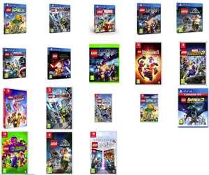 Descuentos en LEGO 11€ - 14€ [PS4, Switch]