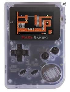 Mars Gaming MRB, Consola Retro, 151 Juegos Instalados, Micro SD (2 colores)