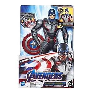 Figura Electrónica Capitán América Los Vengadores