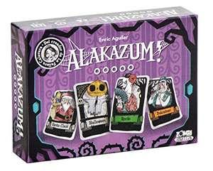 Zombi Paella Alakazum!: Brujas y Tradiciones - Juego de Mesa