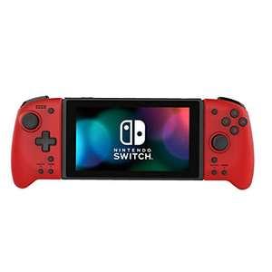 HORI - Controlador Split Pad Pro Rojo Nintendo Switch