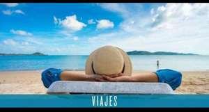 4 Recopilación de Viajes por Europa y España 4 Noches de Alojamiento 2/3/4* + Vuelos desde solo 57€ (varios aeropuertos) (PxPm2)