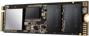ADATA XPG SX8200 Pro Unidad de Estado sólido M.2 256 GB PCI Express 3.0 3D TLC NVMe - Disco Duro sólido