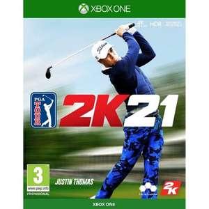 PGA TOUR GOLF 2K21 XBox
