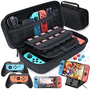 Estuche Nintendo Switch + Accesorios