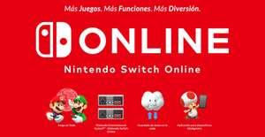 Nintendo Switch Online Suscripción - 12 Meses eShop Clave EUROPA