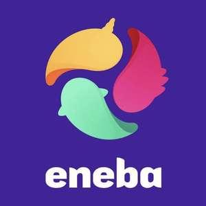 Eneba cupón 10% de descuento Agosto (Productos seleccionados)