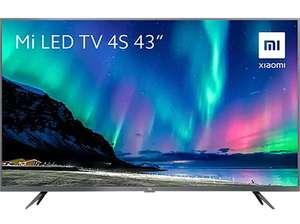 """TV Xiaomi 4S 43"""" por 274€ (264€ con newsletter, 2 uds por 499€)"""